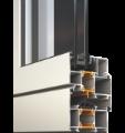 Алюминиевые окна из профиля Аlumil M11000
