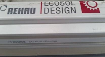 Новая профильная система REHAU ECOSOL-DESIGN — больше света и тепла