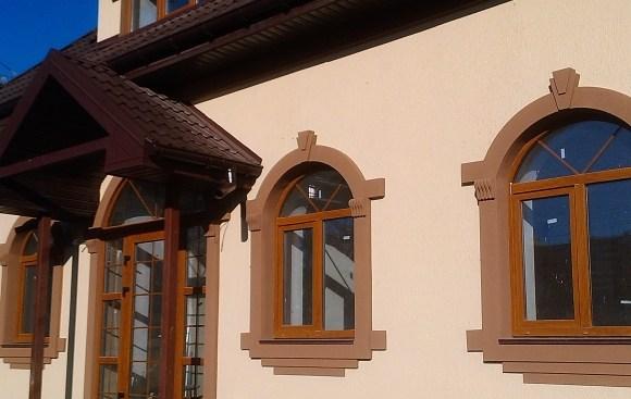 Металлопластиковые окна рехау в Киеве - примеры работ